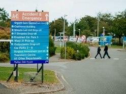 New menu and food service launches at Shrewsbury hospital