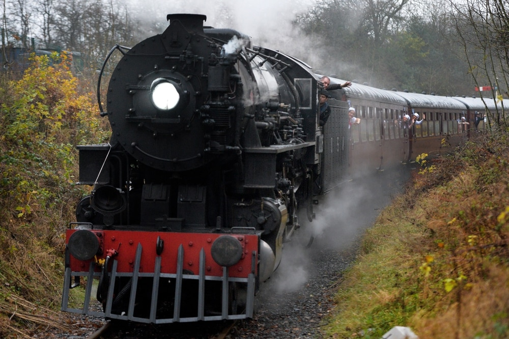 Telford Railway Applies To Officially Double The Days It