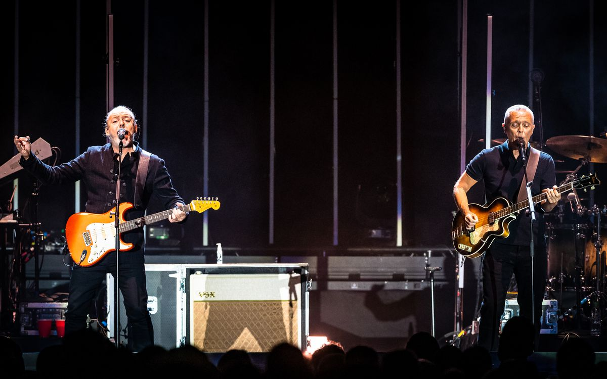 Tears For Fears. Pictures by: Dave Cox