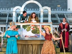 The Tempest to be performed at Montgomery Castle