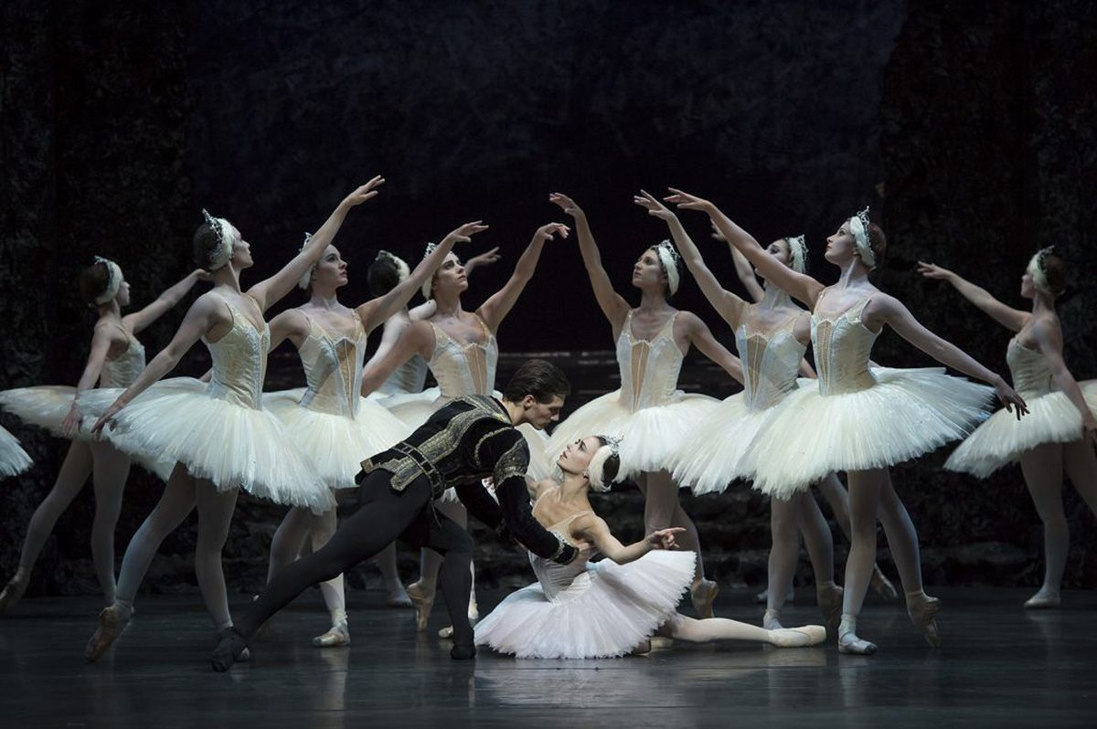 Birmingham Royal Ballet's Swan Lake at Birmingham Hippodrome