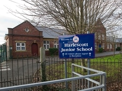 Police called as boys bring Stanley knife into Shrewsbury primary school
