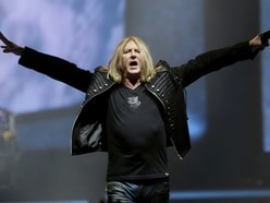 Def Leppard rock out in the West Midlands - in pictures
