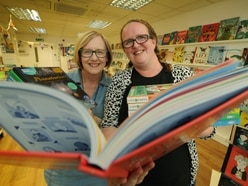 Book shop is a family affair: What it's like to run a children's book shop