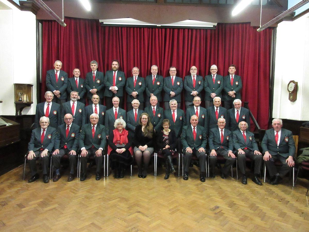 Dyffryn Ceiriog Male Voice Choir
