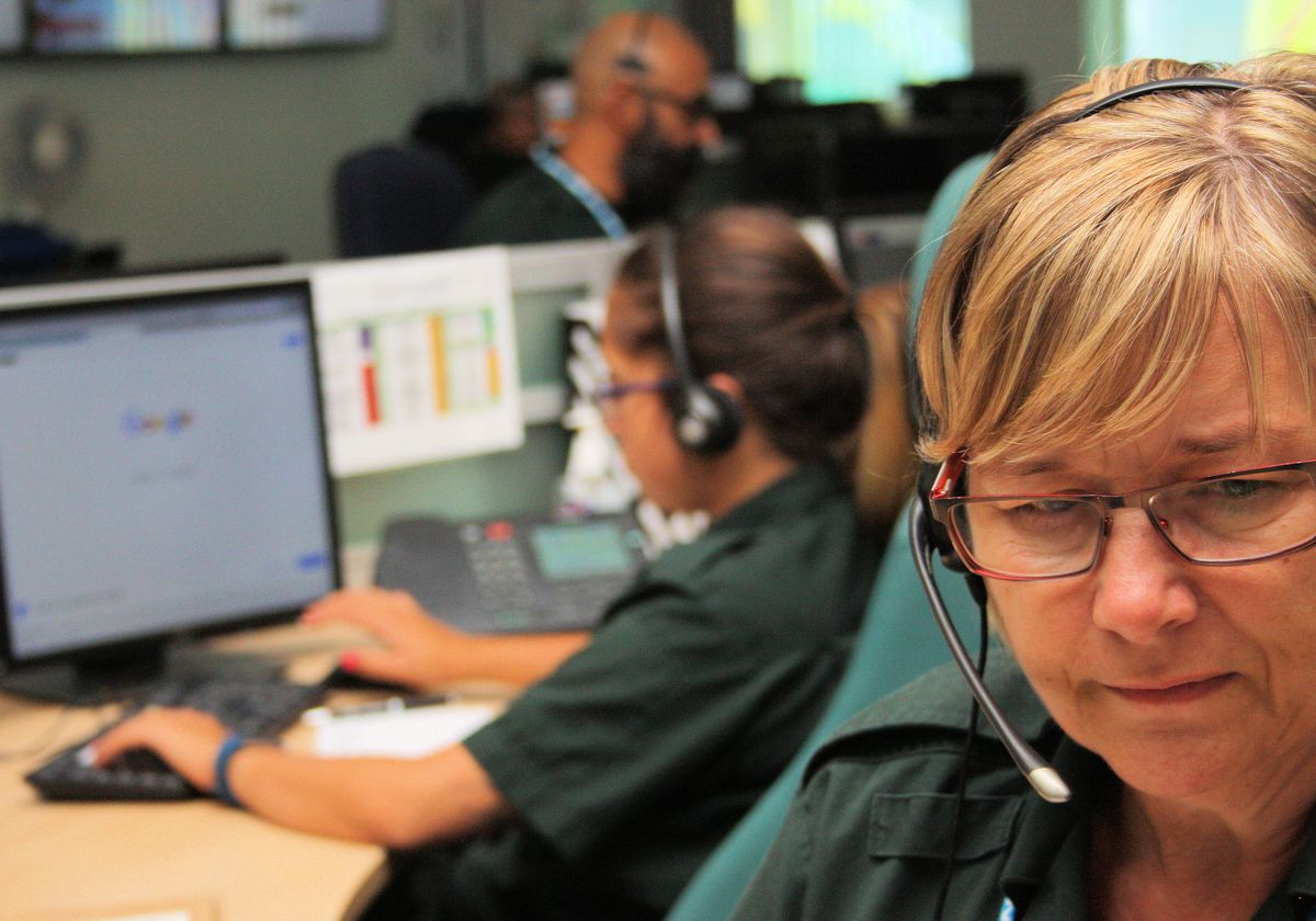 Call assessors working for WMAS