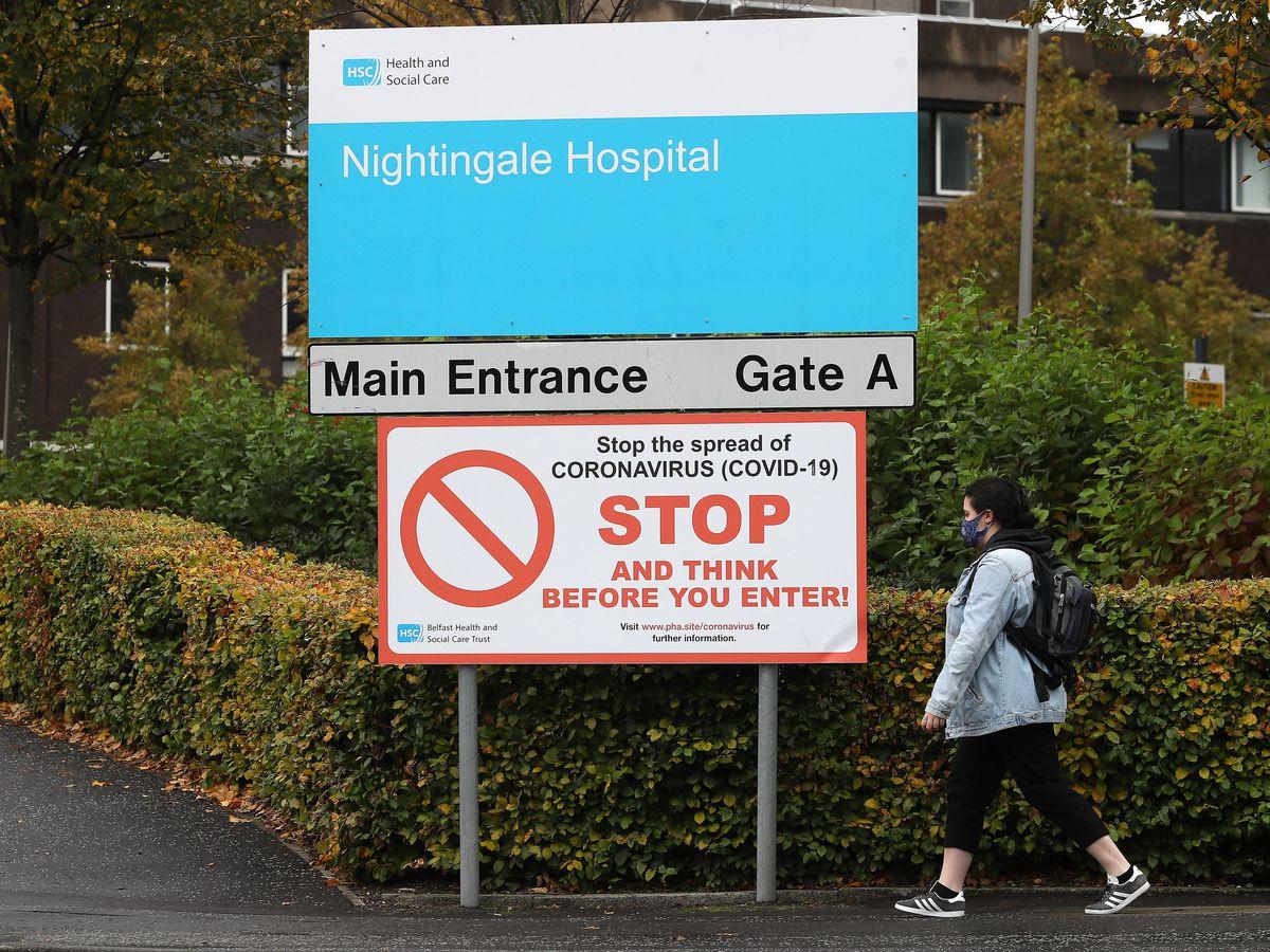 Belfast City Hospital, Northern Ireland