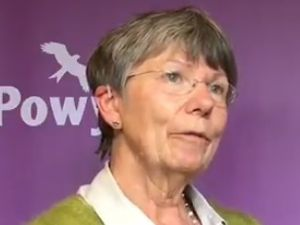 Cllr Jackie Charlton - from PCC You Tube site