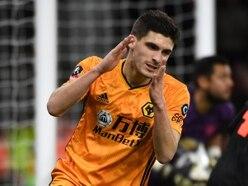 Wolves happy to have Ruben Vinagre back