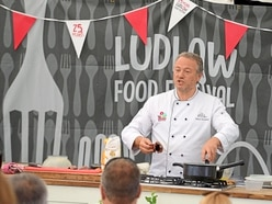 Fun on the menu as 15,000 tuck in at Ludlow Food Festival