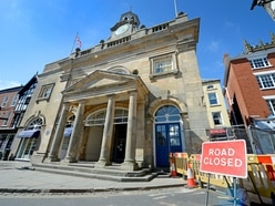 Quick repair vow after historic Ludlow building hit by lorry
