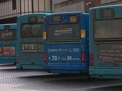 Shropshire bus services cut by a quarter in four years