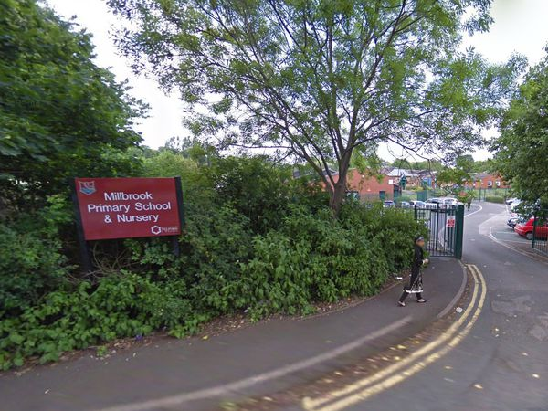 Millbrook Primary School. Pic: Google Street View