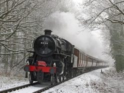 Tickets launched for Severn Valley Railway Christmas service