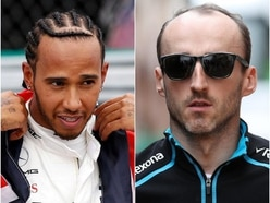 Hamilton: Kubica is one of the best