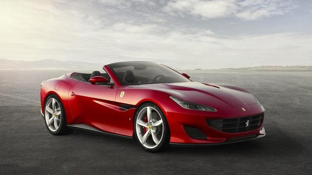 Ferrari Unveils Its California T Replacement