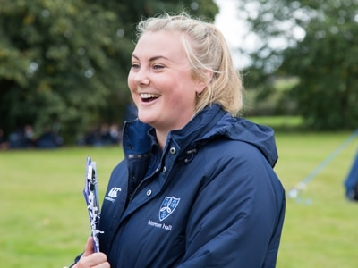 Shropshire lacrosse teacher named as an England world cup coach