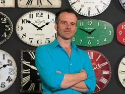 Shropshire's Newgate Clocks looking to expand overseas