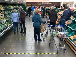 Supermarkets are still going to have some Covid-secure measures in place after July 19