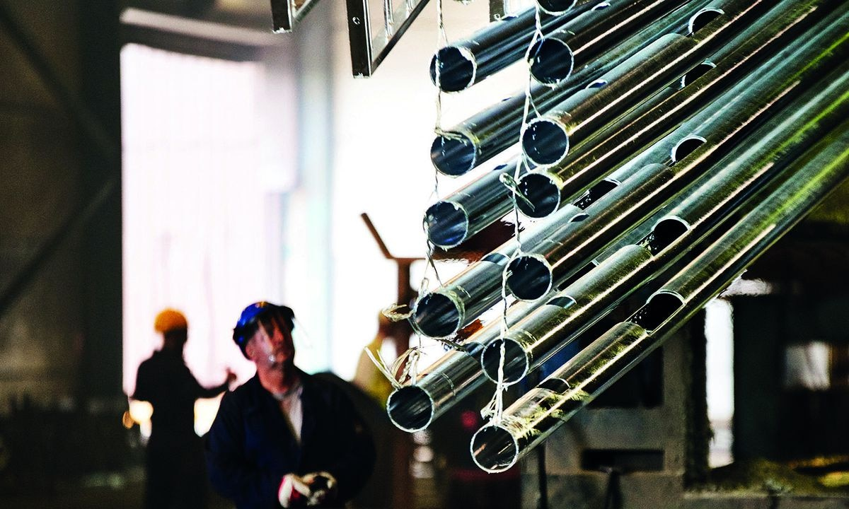 Corbetts the Galvanizers is looking to recruit 24 more staff