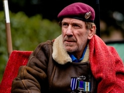 'Nothing has changed': Falklands veteran Gus Hales starts new hunger strike in Newport over care concerns