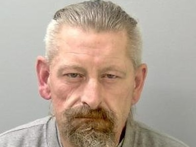 Jail for man who led police on two 100mph chases and crashed three times