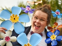 Shropshire tourist attraction's £1 million target as Forget Me Nots help hospices raise funds