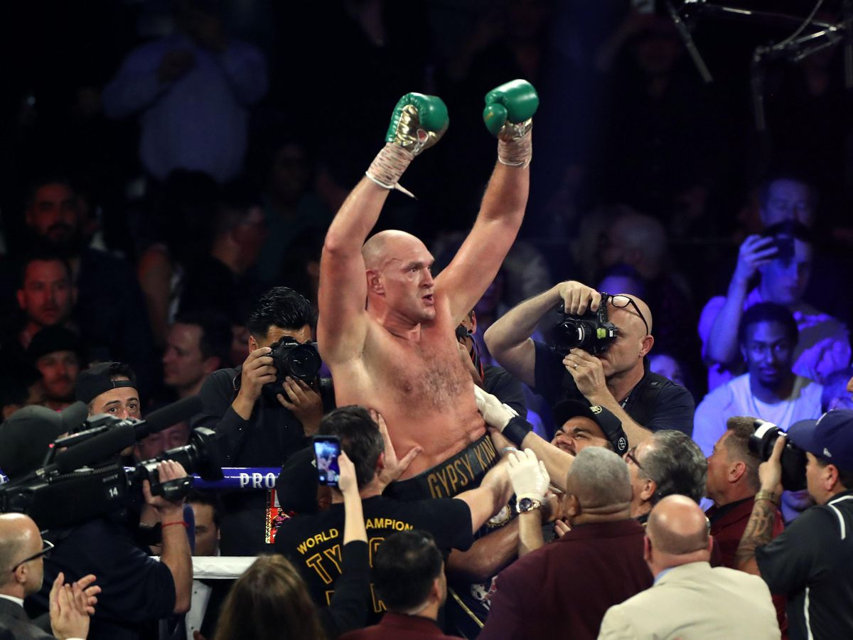 Tyson Fury predicts early knockout for Anthony Joshua