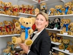 Ironbridge teddy bear makers Merrythought to welcome Princess Alexandra this week