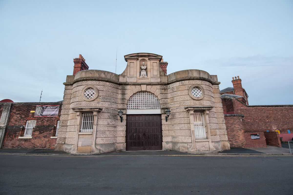 Shrewsbury Prison closed as a working prison in 2013