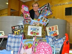 Joy as Shropshire Star toy appeal breaks the 500 barrier
