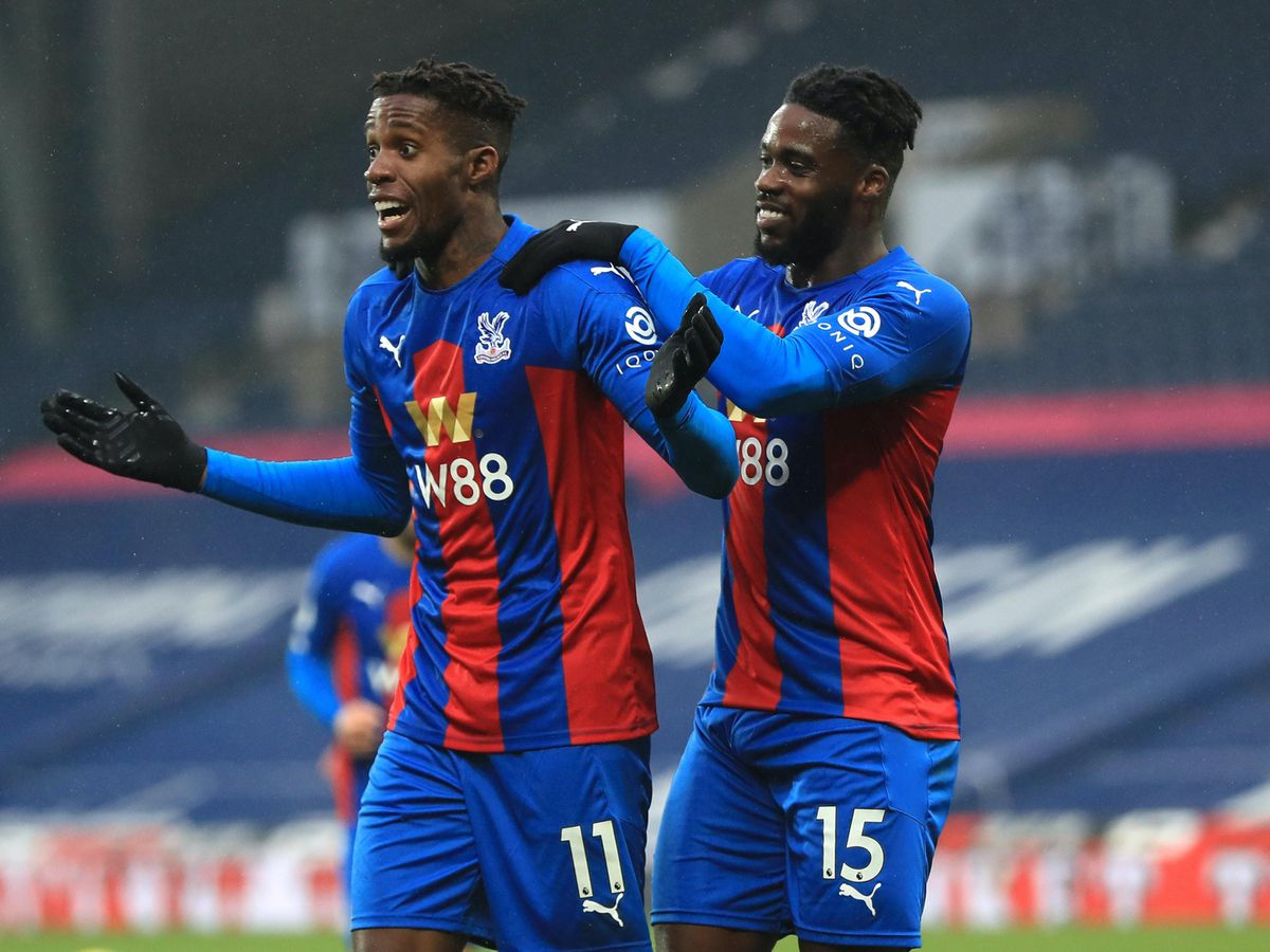 Crystal Palace Defeat 10-Man West Brom 5-1