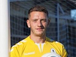 AFC Telford sign goalkeeper Andy Wycherley