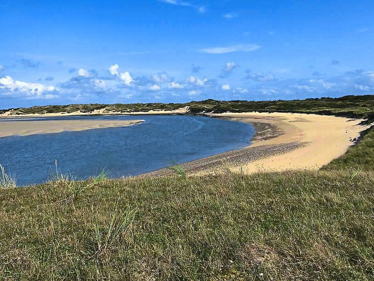 Oh Sandy! – The stunning beach just a short distance from the farmhouse