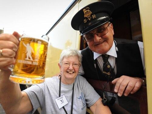 Cheers! Bridgnorth beer festival is back