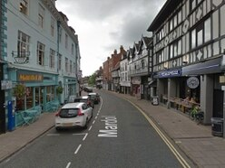 New flats planned within historic building in Shrewsbury