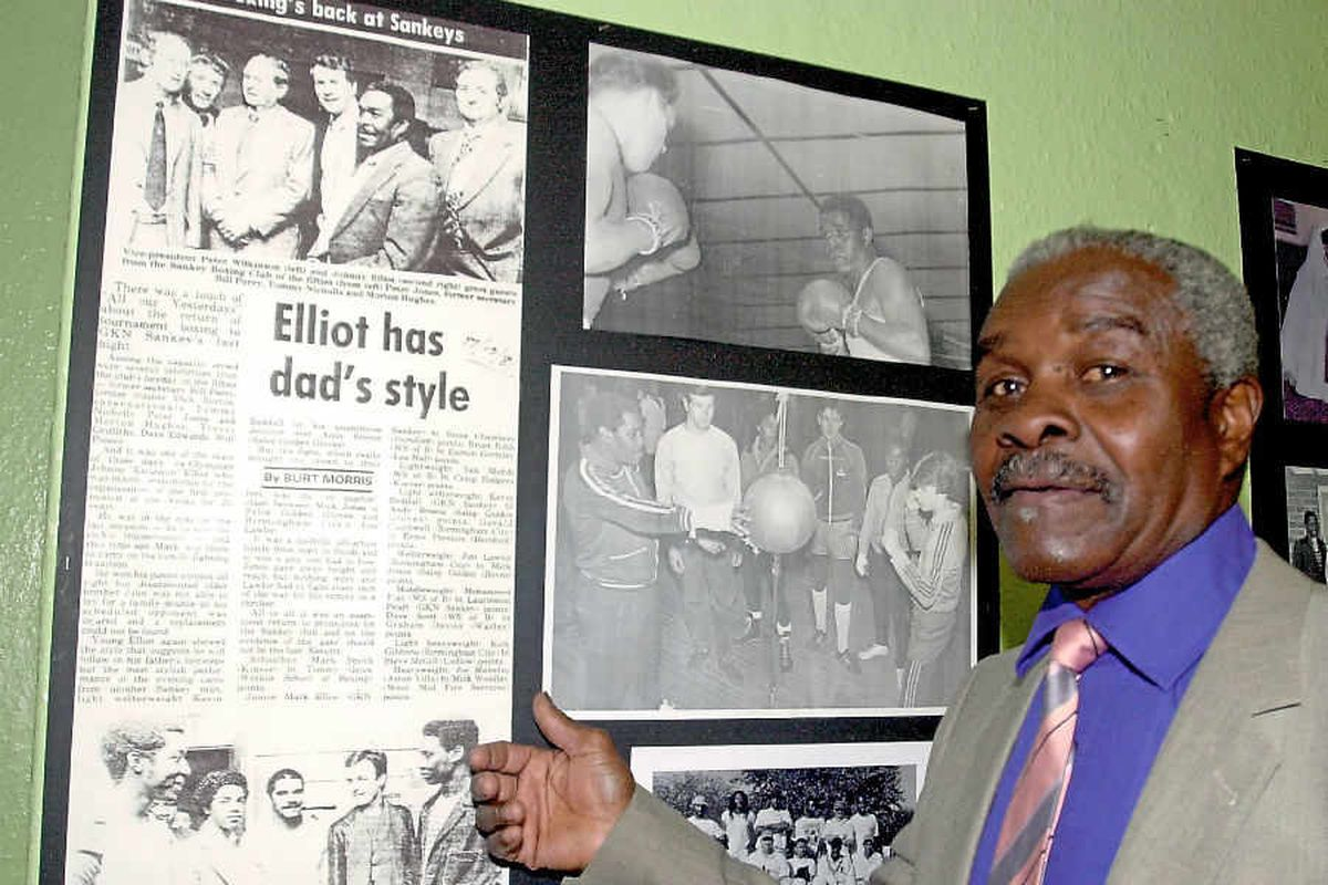 Ex-Olympic boxing star dies at 84