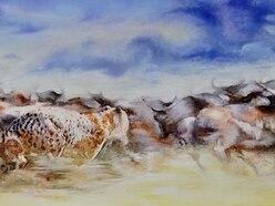 Shrewsbury oil painter features in wildlife art contest
