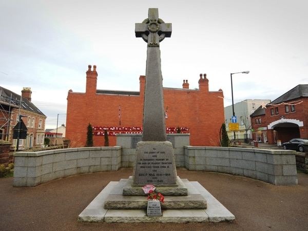 Market Drayton to mark VE Day anniversary with video of wreaths