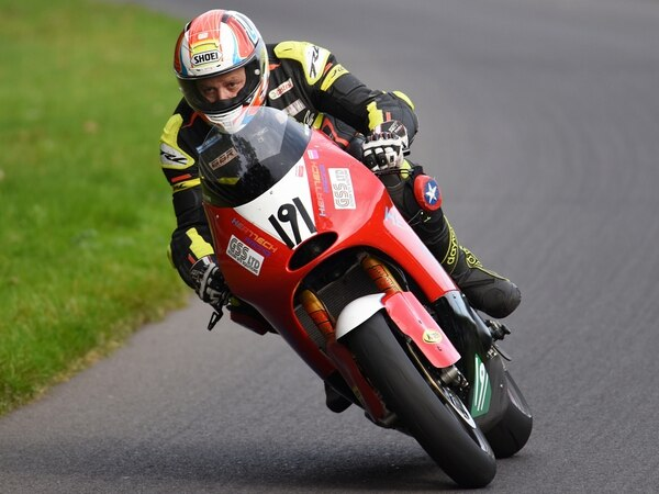 Riders return to Oliver's Mount