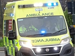 Drivers treated for injuries after lorry and van crash closes A41 in Shropshire