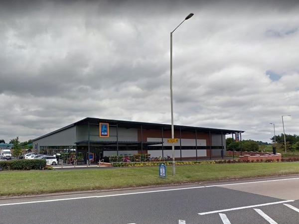 Man armed with hammer robs Newport store security guard of cash box