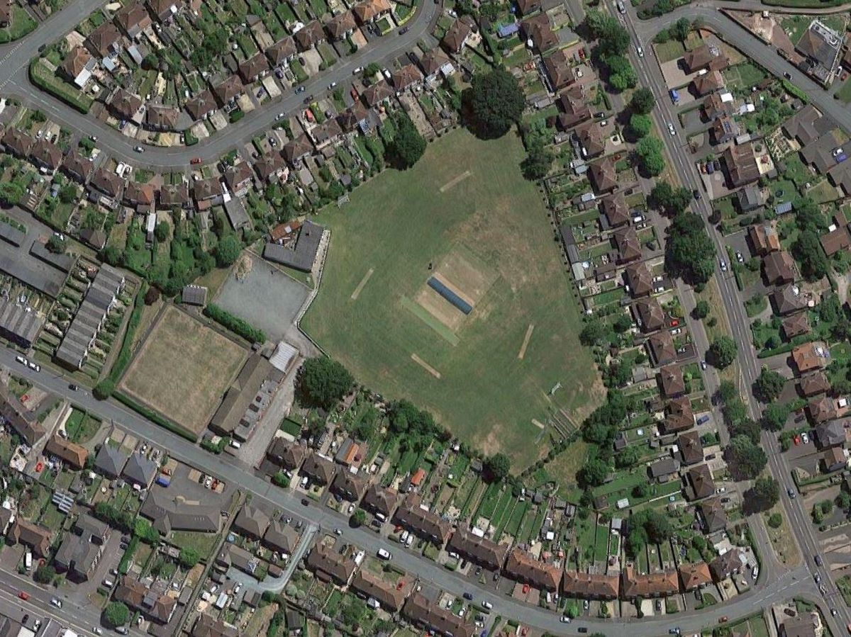 The site of the bowls club