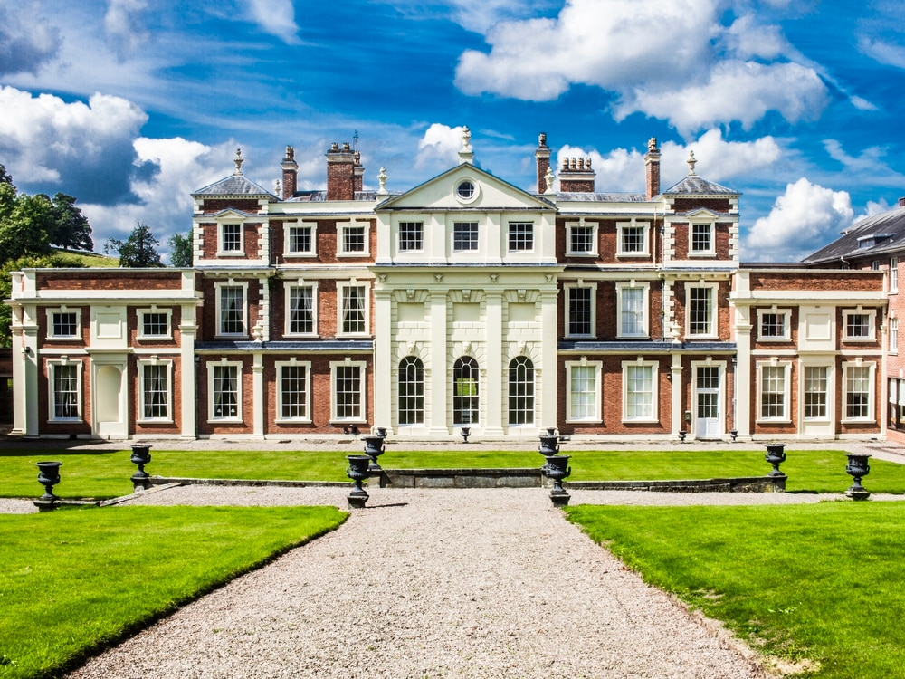 Hawkstone Hall: New owners vow to transform mansion into 'one of UK's most opulent hotels'