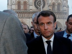 Macron meeting Unesco officials over Notre Dame reconstruction