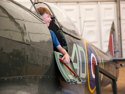Free aircraft tours in Birmingham as part of RAF100 celebrations