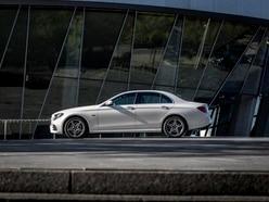 UK Drive: The Mercedes-Benz E 300 de electrifies diesel power