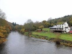 Search of River Severn after canoe found
