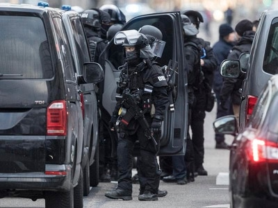 Armed police launch operation in search for Strasbourg gunman