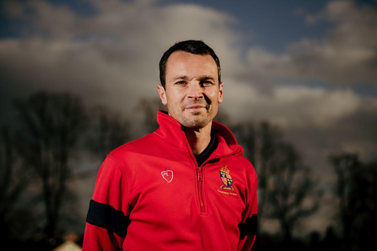 Teacher Ian Haworth